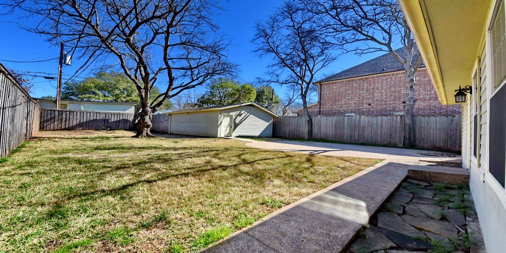 3 Bedrooms, Single Family Detached, For Rent, 8502 Ridgelea St, 2 Bathrooms, Listing ID 1051, Dallas, Texas, United States, 75209,